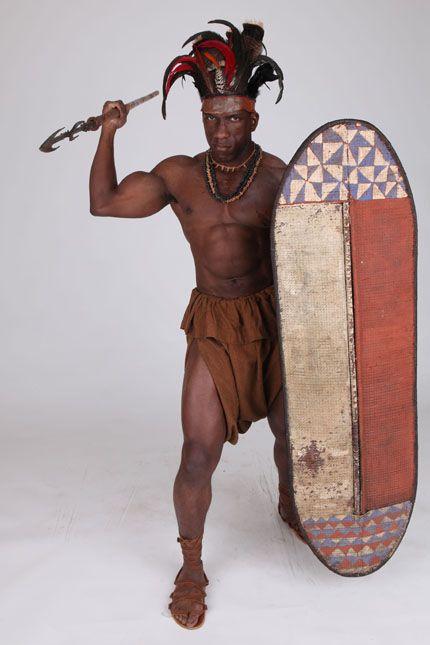 Zande Warrior
