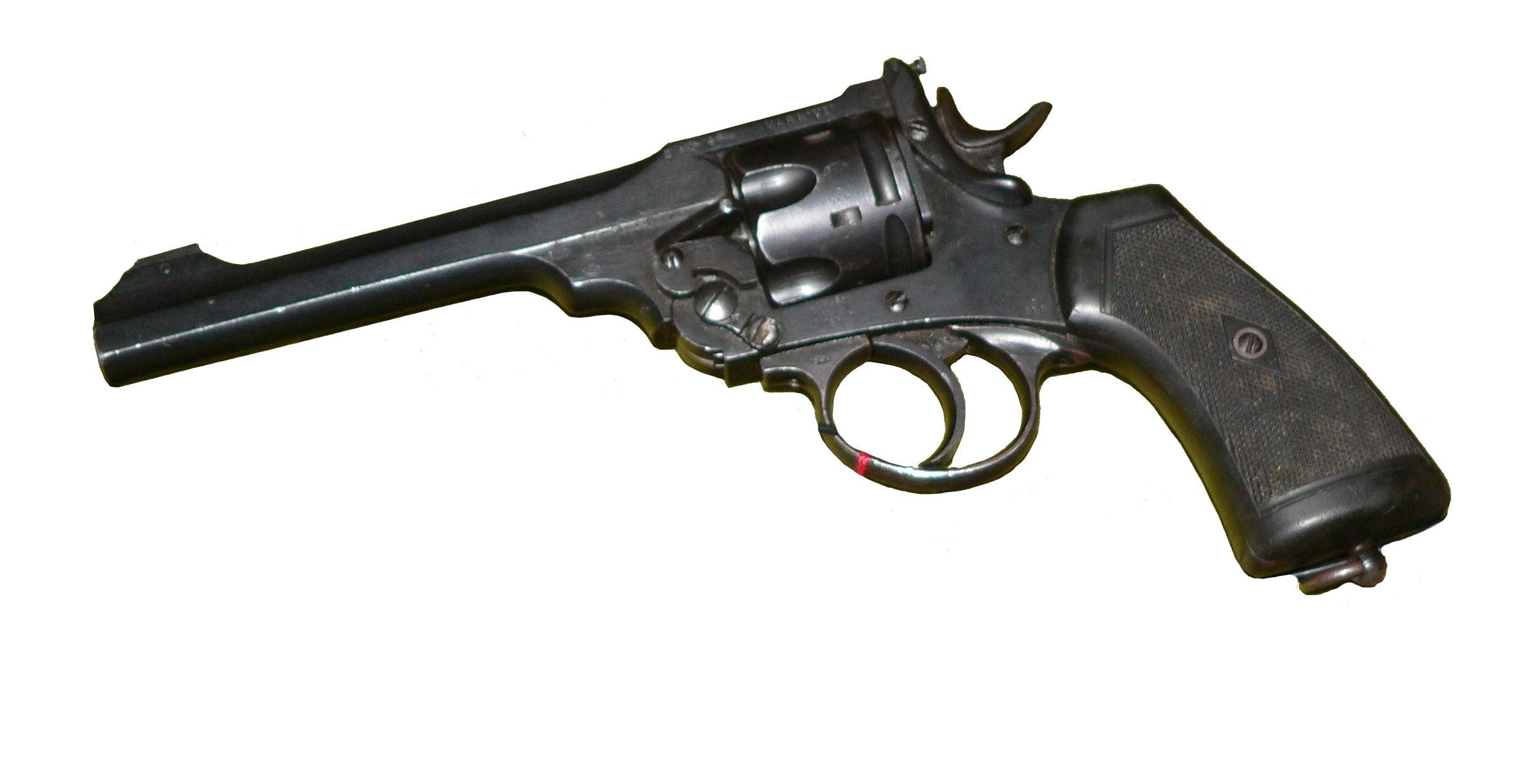Webley Revolver