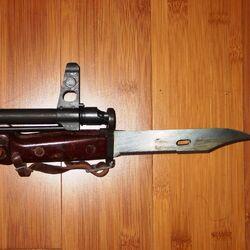Close Range Weapons