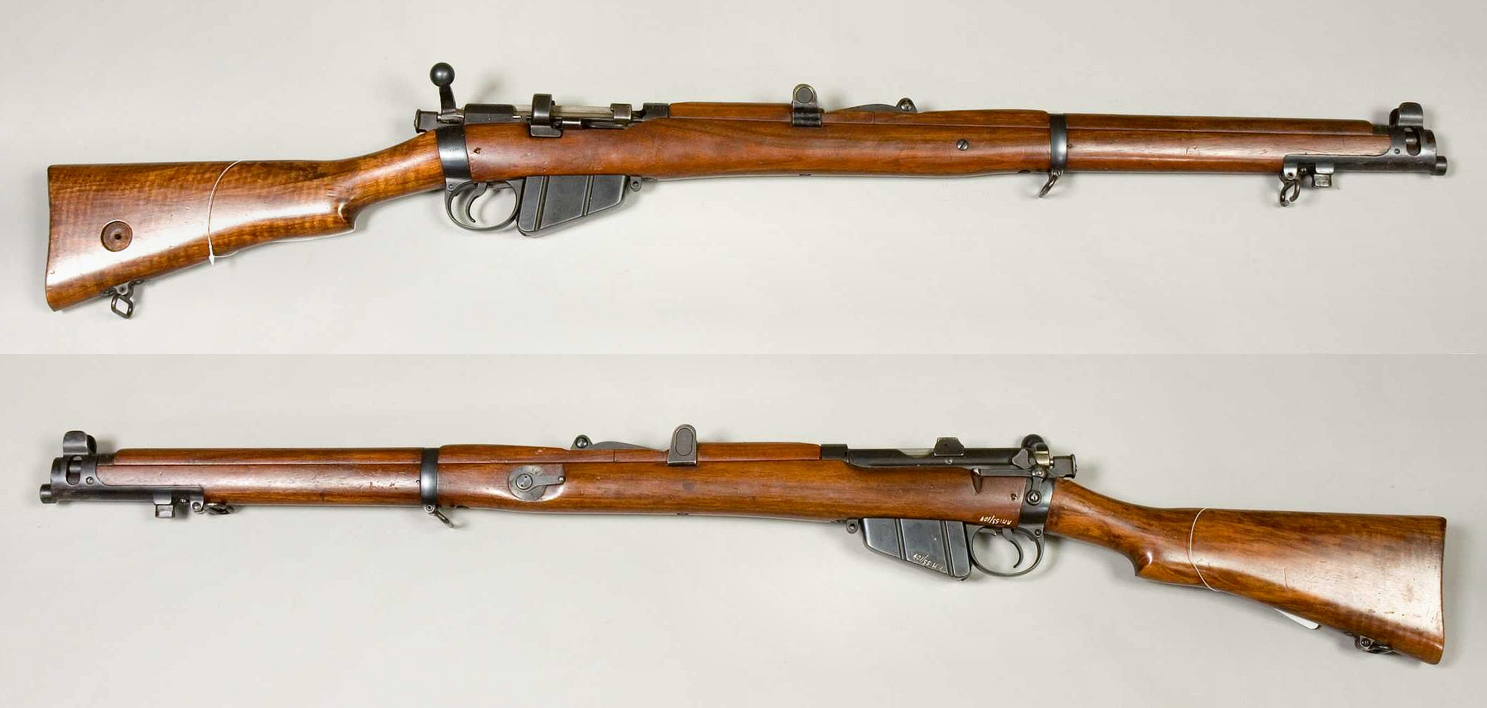 Short Magazine Lee-Enfield Rifle