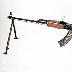 RPK Light Machine Gun
