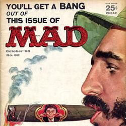 Exploding Cigar