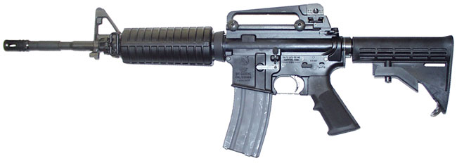 M4 Colt Commando