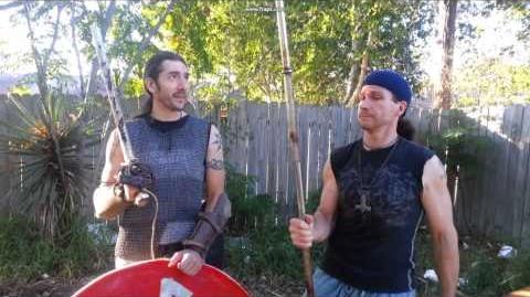 Deadliest Warrior Viking vs