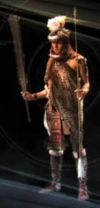 Aztec Jaguar