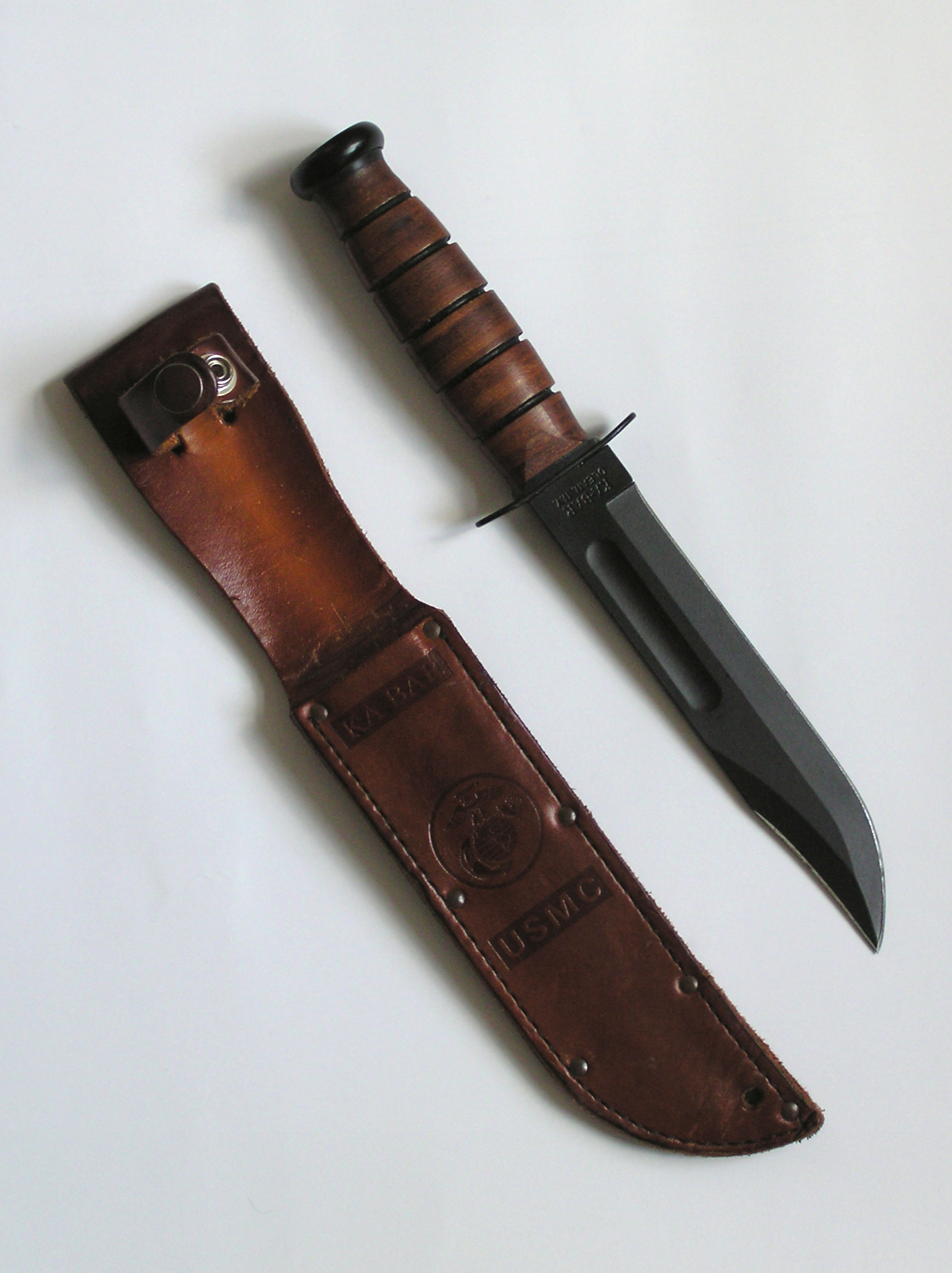 KA-BAR Combat Knife