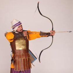 Bow and Arrow (Persian)