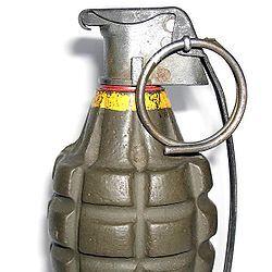 Pineapple Bomb