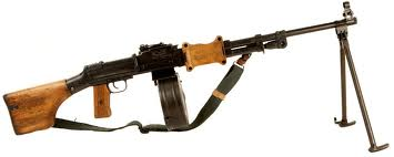 RPD Light Machine Gun
