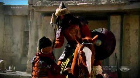 Deadliest Warrior 2x02 Attila The Hun vs Alexander The Great