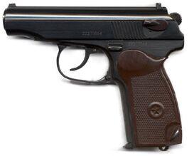 Pistol Makarov Norinco 01 left.jpg
