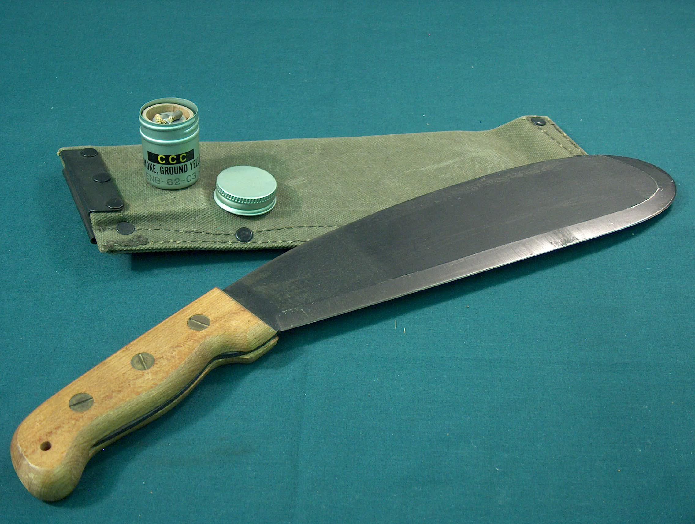 Bolo Knife