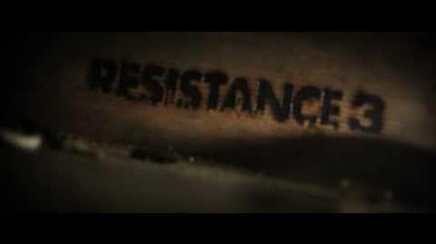 Official Resistance 3 Teaser