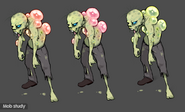 Putrid zombies research