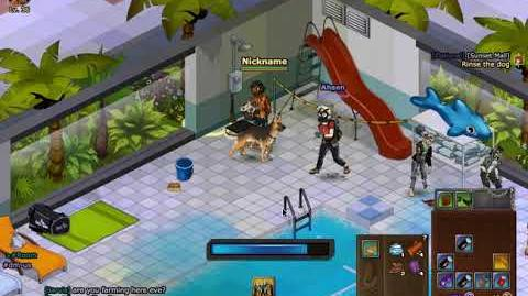 Renown Doggo Quest Sunset Mall (Bath) - Dead Maze Gameplay