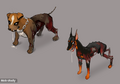 Zombie dogs research