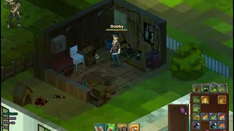 Renown Doggo Quest Santa Rosa (House) - Dead Maze Gameplay