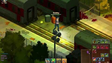 Renown Doggo Quest Santa Rosa (Train) - Dead Maze Gameplay