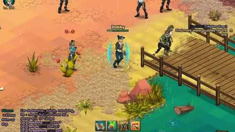 Renown Doggo Quest Walker River (Puddles) - Dead Maze Gameplay