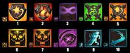 Detailed buff icons