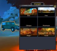 Traveller screenshot