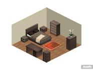 Bedroom assets