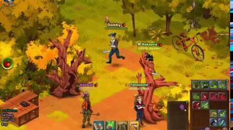 Renown Doggo Quest Bodega Bay (Campfire) - Dead Maze Gameplay