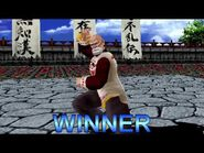 Dead or Alive - Gen Fu (Intro & Victory Poses)