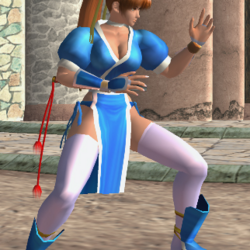 Dead or Alive 2 costumes