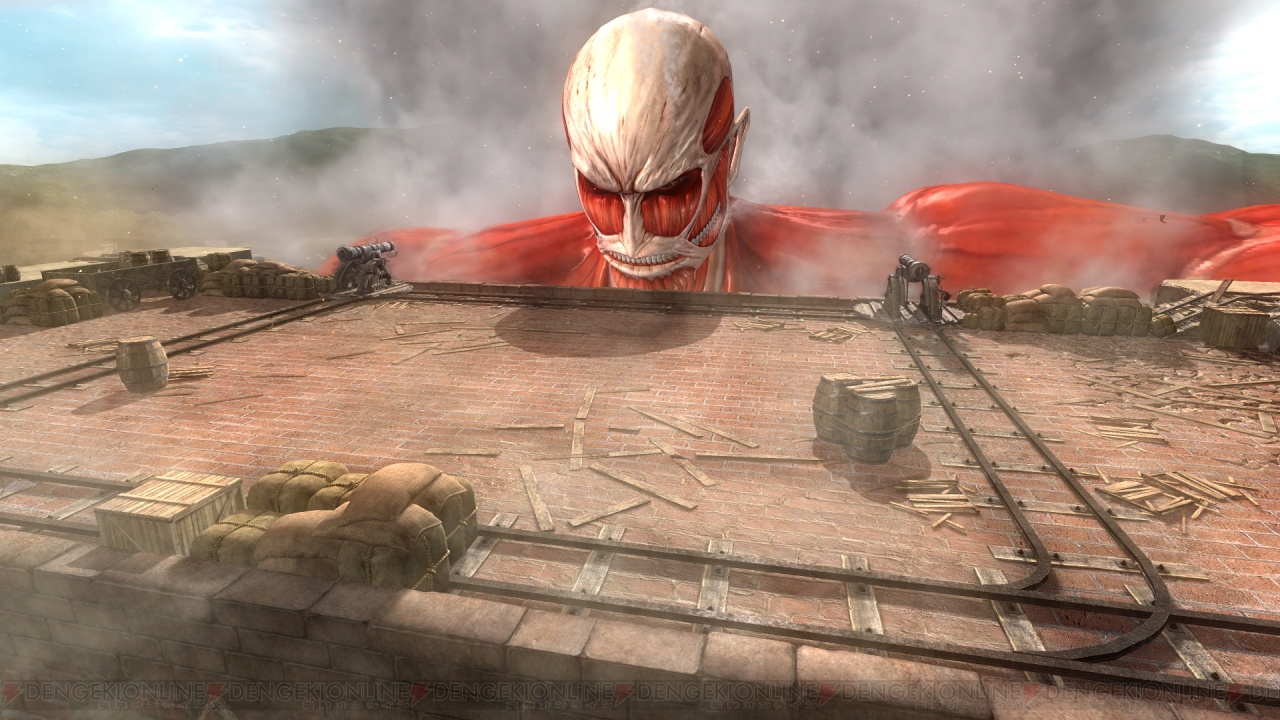 Attack on Titan (stage)