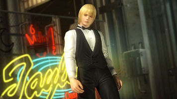 DOA5 Eliot Formal