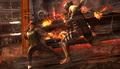 DOA5 Ryu vs Hitomi Fire