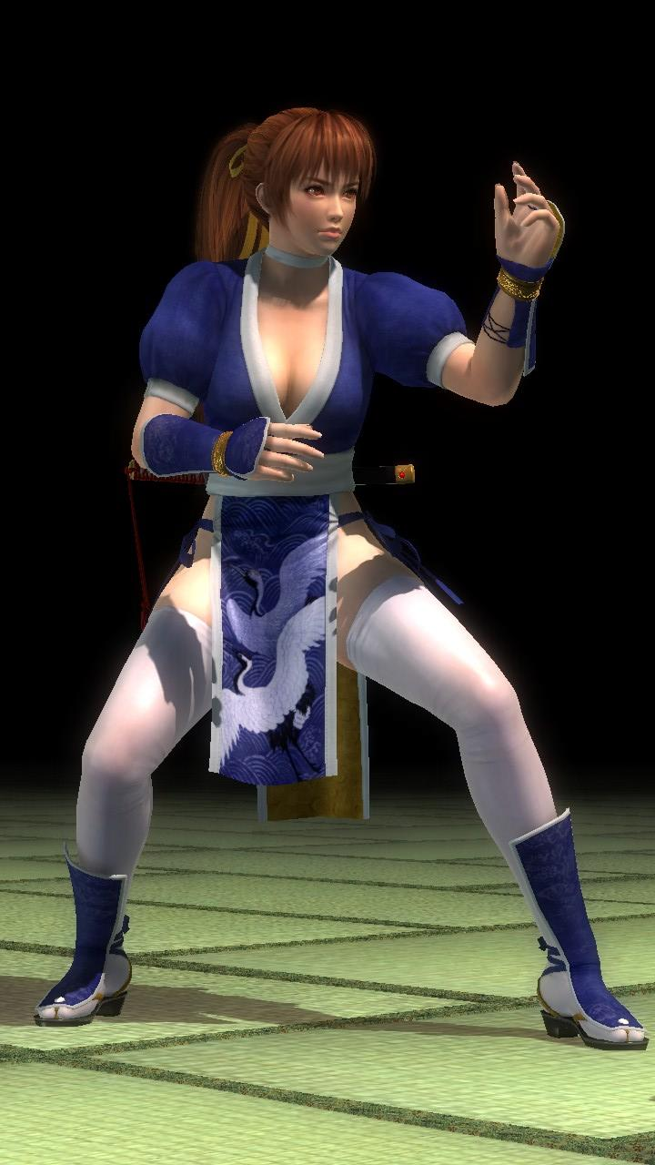 Kasumi/Dead or Alive 5 Last Round costumes