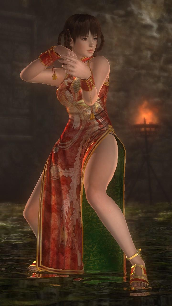 Leifang/Dead or Alive 5 Last Round costumes