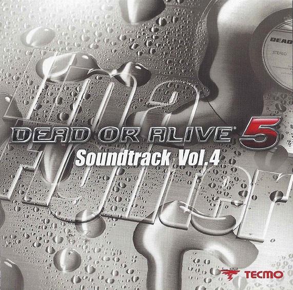 Dead or Alive 5 Soundtrack Vol.4
