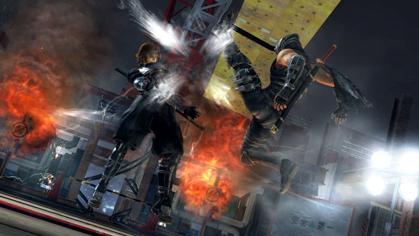 Ryu Hayabusa/Dead or Alive 5 command list