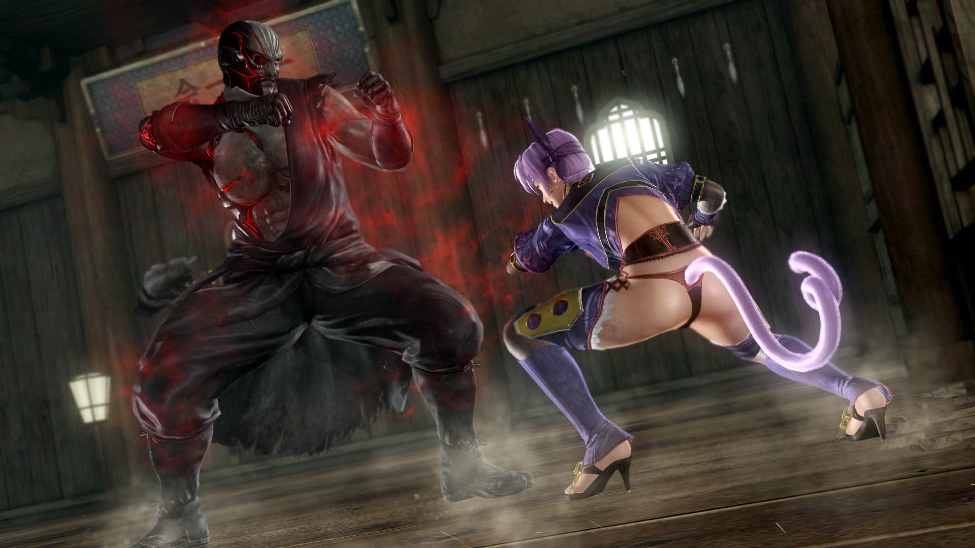 Ayane/Dead or Alive 5 Last Round command list
