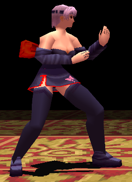 Ayane/Dead or Alive costumes