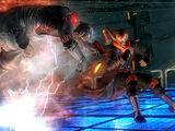 Ryu Hayabusa/Dead or Alive 5 Last Round command list