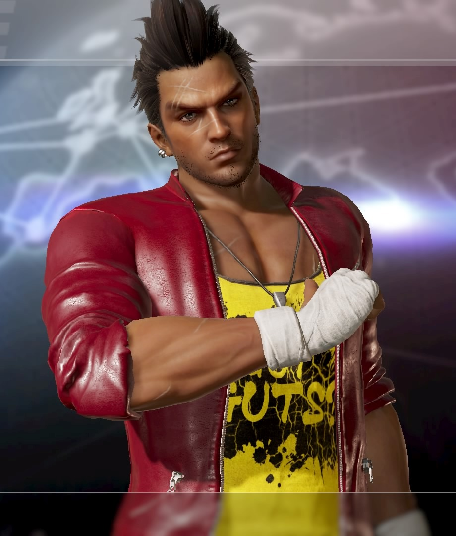 Diego Dead Or Alive 6 Costumes Dead Or Alive Wiki Fandom