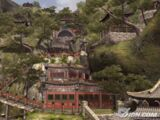Temple on the Mountain