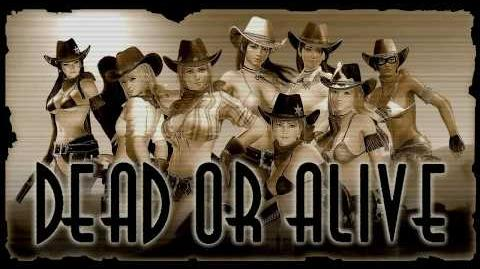 Dead or Alive 5 Last Round - Rodeo Time Costume Set-0
