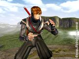 Ryu Hayabusa/Dead or Alive 3 costumes