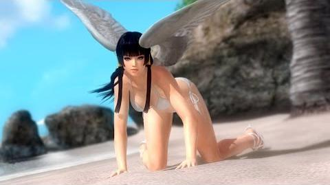 『DEAD OR ALIVE 5 Last Round』初回特典:「はじめてのセクシーグラビア」紹介PV