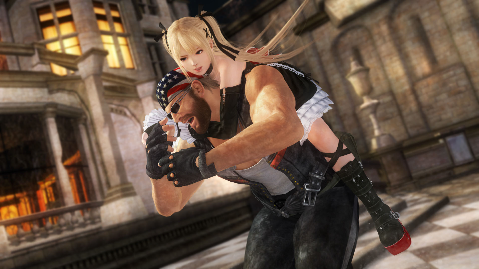Marie Rose/Dead or Alive 5 Ultimate command list