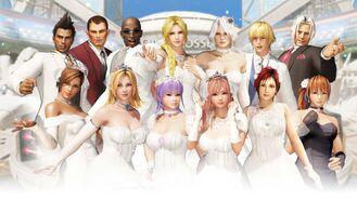 DOA6 Wedding 2
