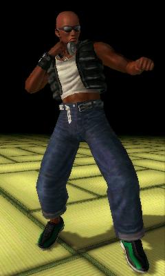 Zack/Dead or Alive Dimensions costumes