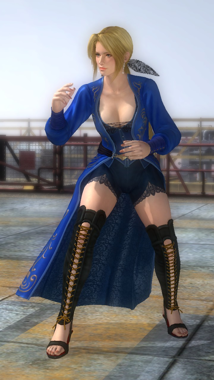 Helena Douglas/Dead or Alive 5 Ultimate costumes