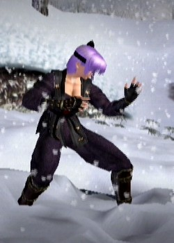 Ayane/Dead or Alive 3 costumes