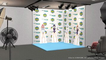 DOAX3 Keijo Backdrop